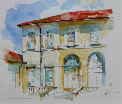 Villa Mirabellino