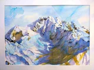 Monte Disgrazia - sud